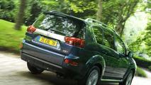 Peugeot 4007 In Depth