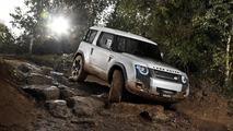 Land Rover Defender Concept (DC100) live in Frankfurt [video]