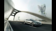 Mercedes-Benz F 125! Research Vehicle