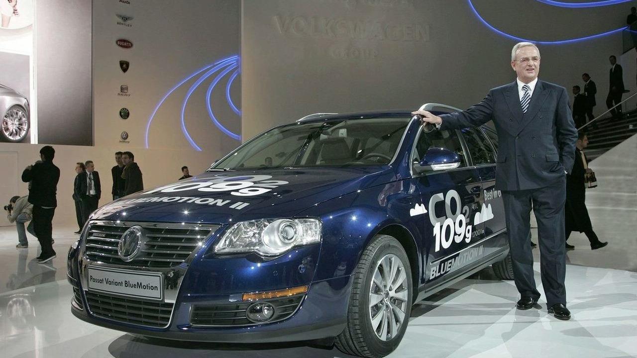 Volkswagen Passat BlueMotion II