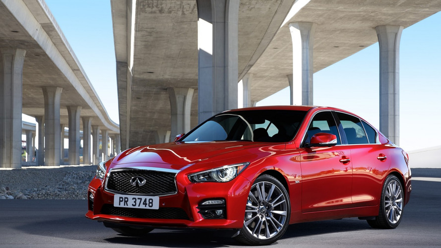 Infiniti Q50 3.0t starts at $39,900 to take the fight to the Germans