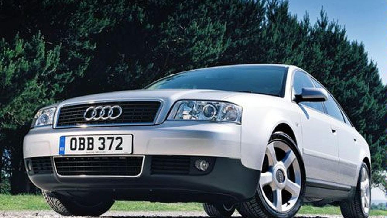 Audi A6 TDI Multitronic