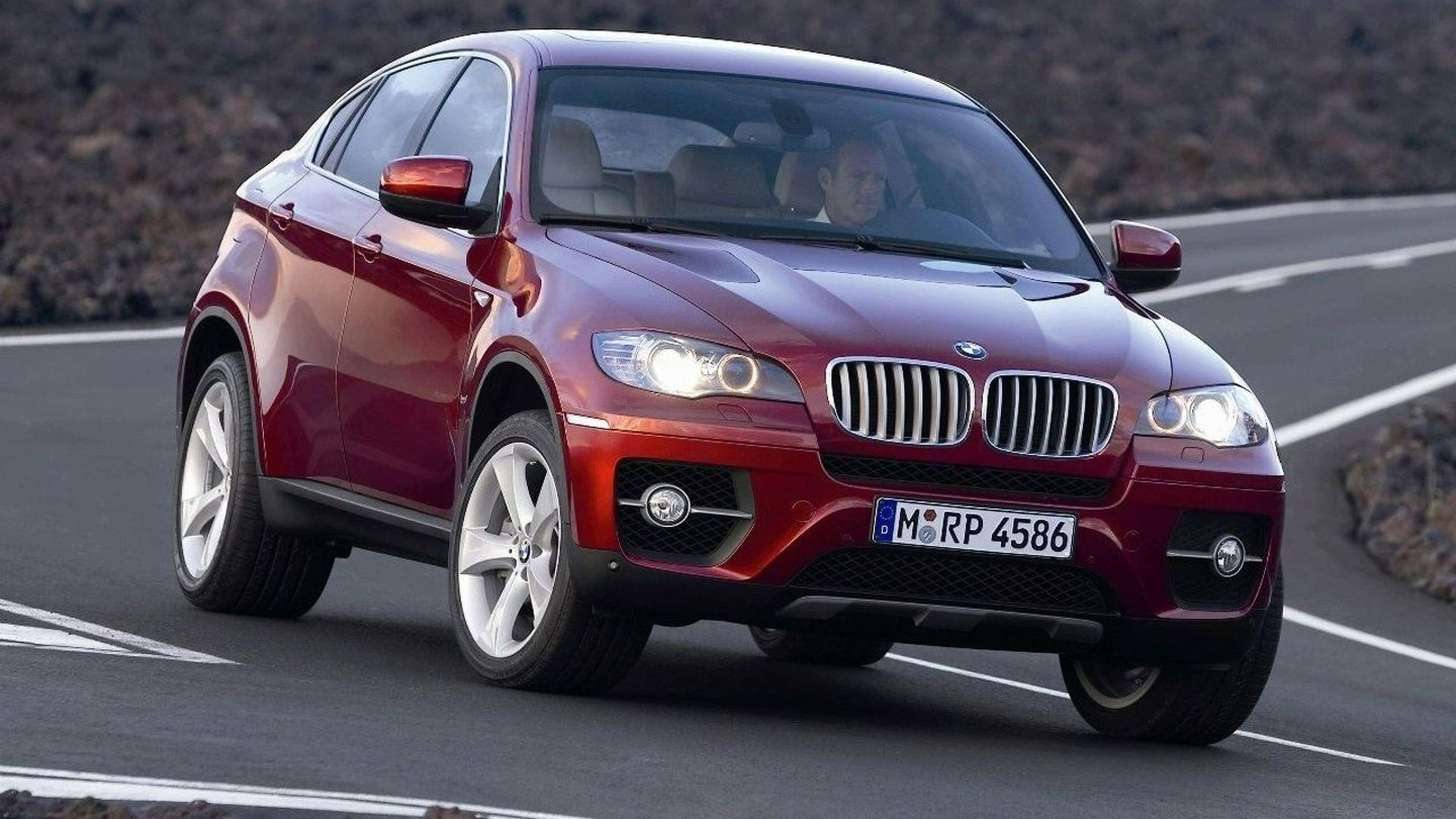 BMW X6 Sports Activity Coupe to Debut at Detroit, New V8 Twin Turbo