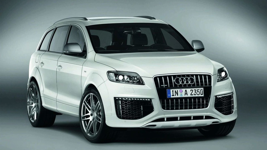 Audi Q7 V12 TDI Production Version Details Released
