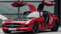 2014 Mercedes-Benz SLS AMG GT Final Edition breaks cover