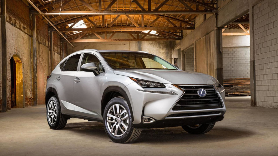 Lexus rules out F-branded crossovers