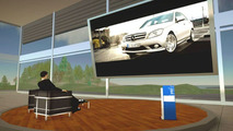 Mercedes-Benz Opens Virtual Brand World in Second Life