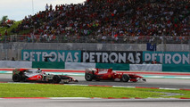 Ferrari and Sauber engine problems not related