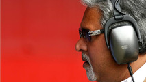 Mallya's son eyes future in F1 management