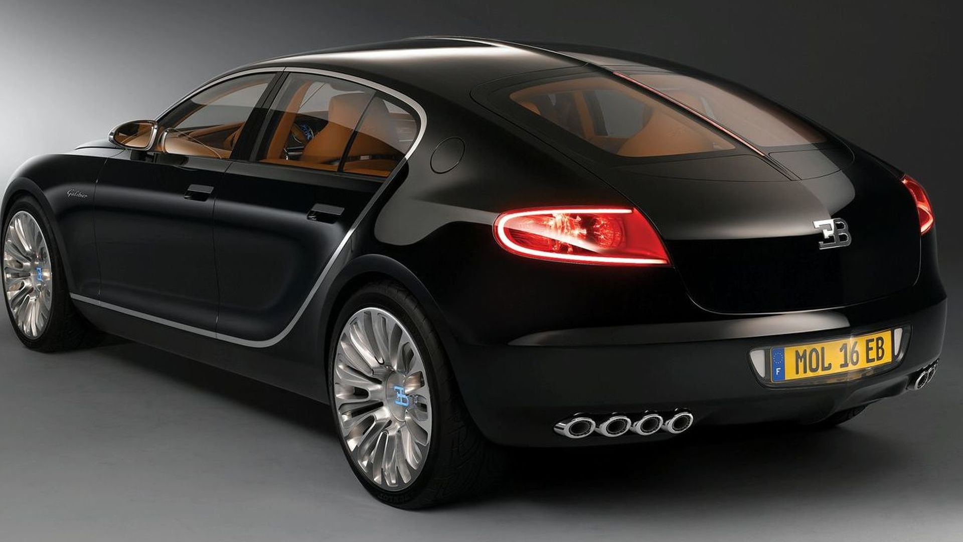 Bugatti 16C Galibier Saloon Slated For Production In 2013