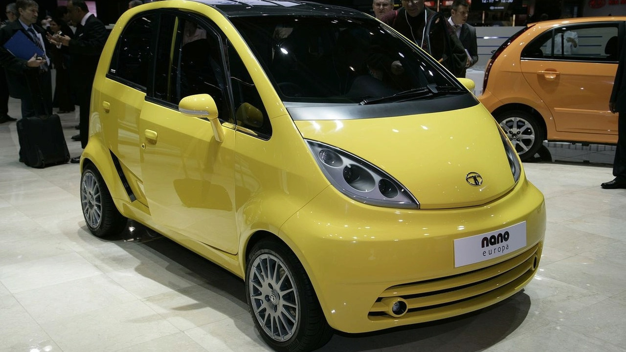 Used Cars In Bangalore - m Tata nano car pictures photos