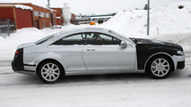 2011 Mercedes S-Class Coupe Facelift