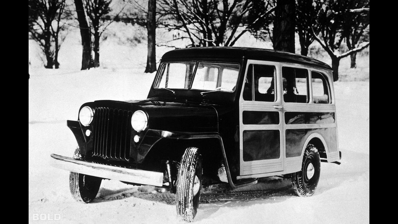 Jeep Station Wagon