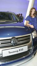 Volkswagen Touareg R50 at 2007 AIMS