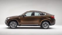2013 BMW X6 gets a facelift, M Performance package