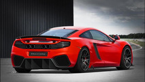 Hennessey HPE800 Twin Turbo for McLaren MP4-12C renders 31.01.2012