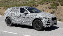 Jaguar F-Pace continues its slow march to production