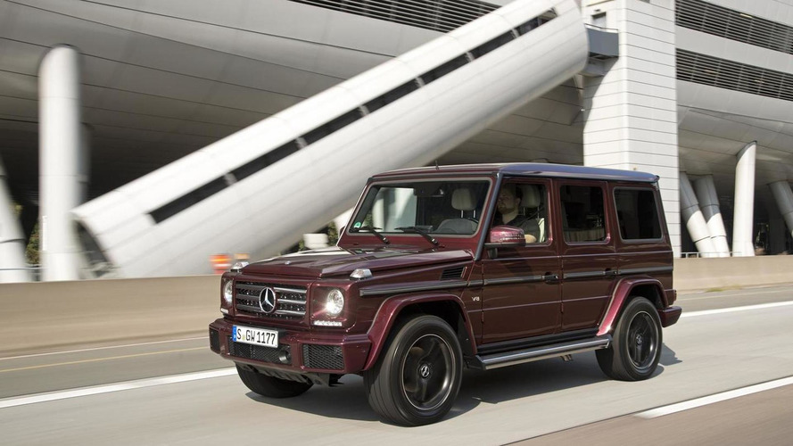 Mercedes-Benz drops 69 fresh pics with the facelifted G-Class [video]