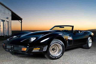 Try Not to Drool Over This Custom 1979 Duntov Turbo Corvette