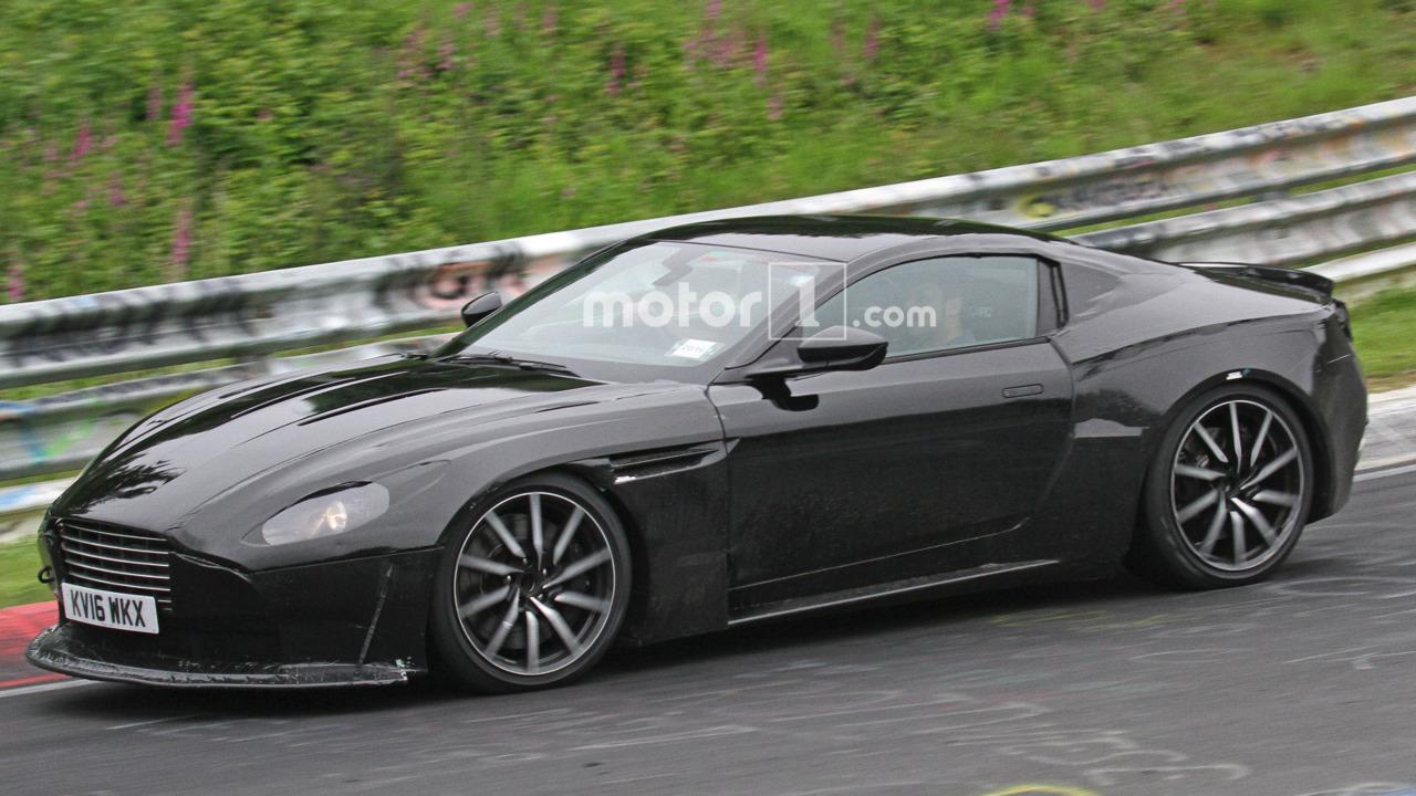 Aston Martin Vantage 2018 Aston Martin Forum Marques