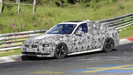 2018 BMW 3 Series works out at the Ring