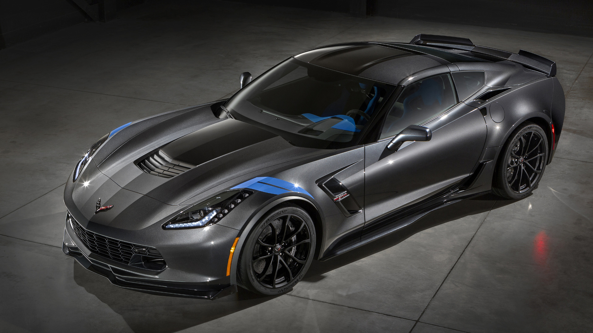 Factory prepares for C8 Corvette with $290 million upgrade