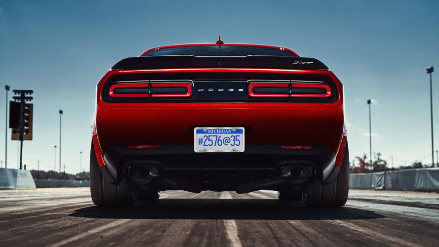 VIDÉO - Nouveau teaser pour la Dodge Challenger Demon