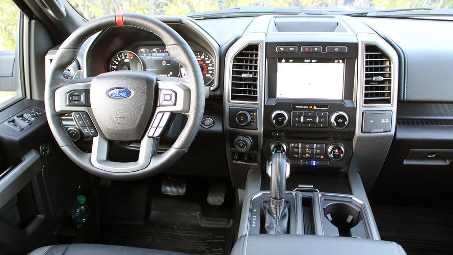 2017 Ford F-150 Raptor: First Drive