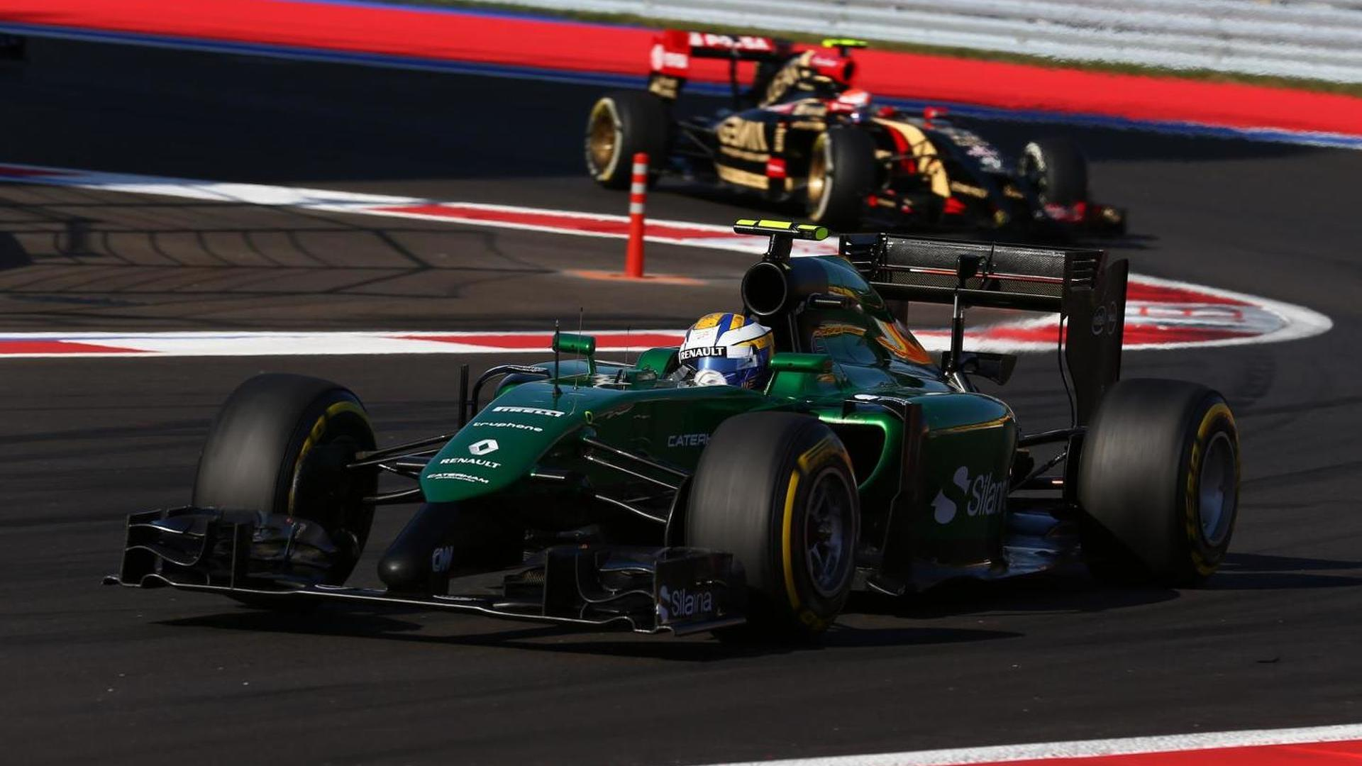 Ecclestone slams Caterham's 'begging bowl'