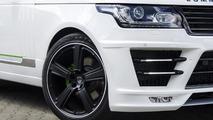Range Rover gets CLR SR body kit from Lumma Design