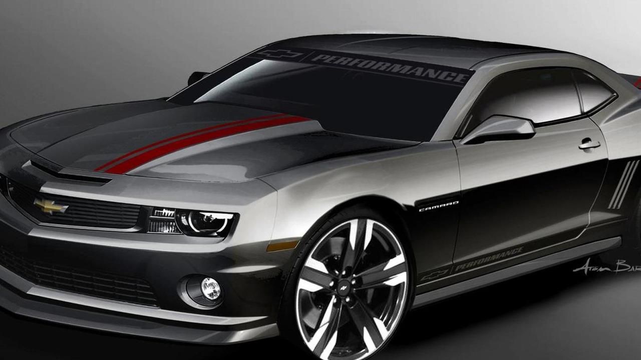 Camaro Performance V8 Concept