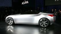 Acura Advanced Sports Car Concept Debuts
