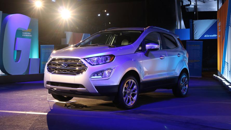 Ford EcoSport: LA 2016