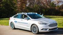 Ford confirma Fusion autônomo para o Salão de Detroit
