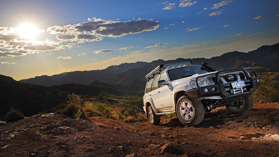 Fifth-gen Nissan Patrol bids adieu in Australia with Legend Edition