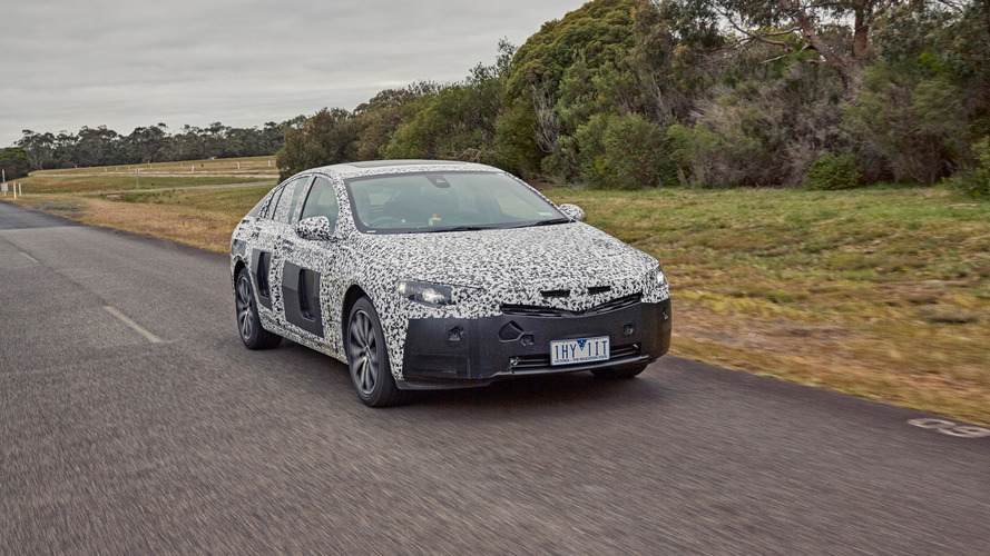 2018 Holden Commodore getting 308-hp V6 all-wheel drive flagship