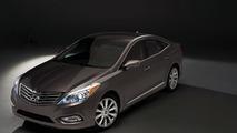 2012 Hyundai Azera - 16.11.2011