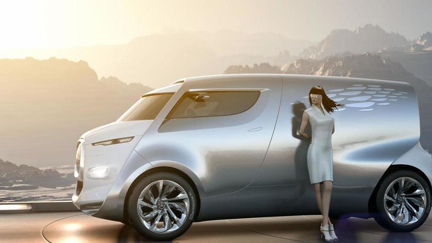 Citroën Tubik concept announced for Frankfurt