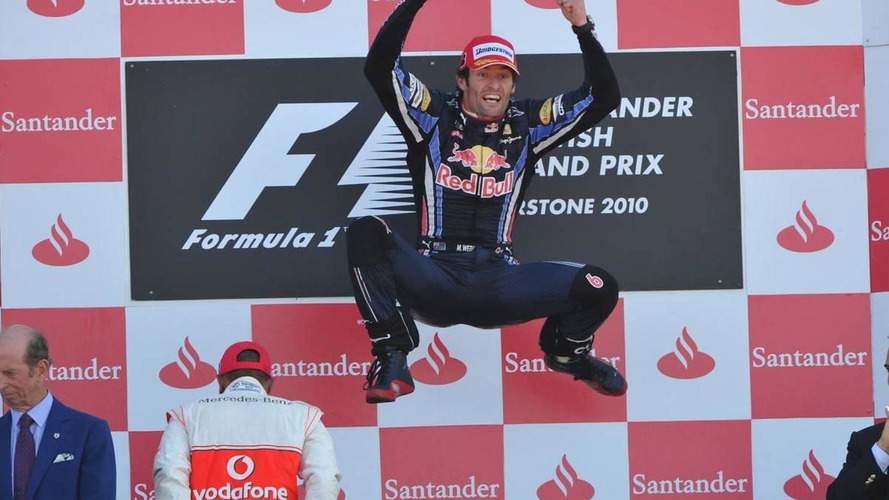 Horner says 'no doubt' Webber staying in 2011