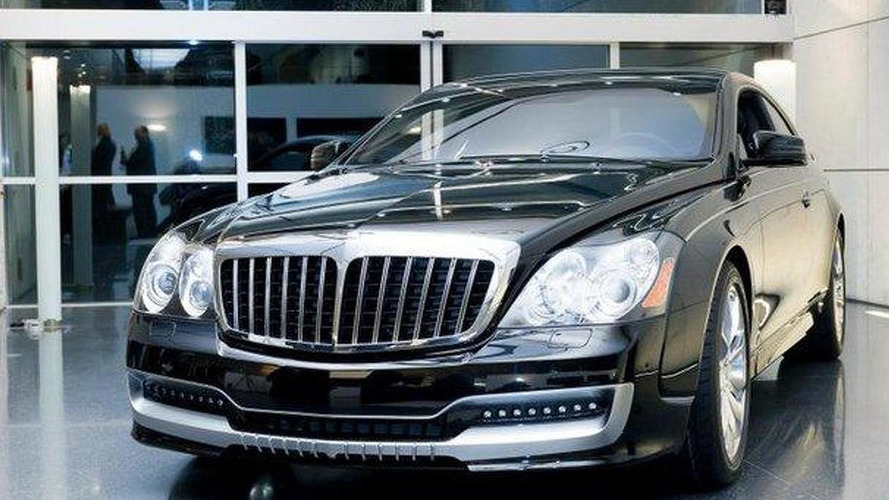 First Maybach 57S Coupe up for sale
