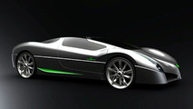 Styletto EV Concept by Steenstra GCM