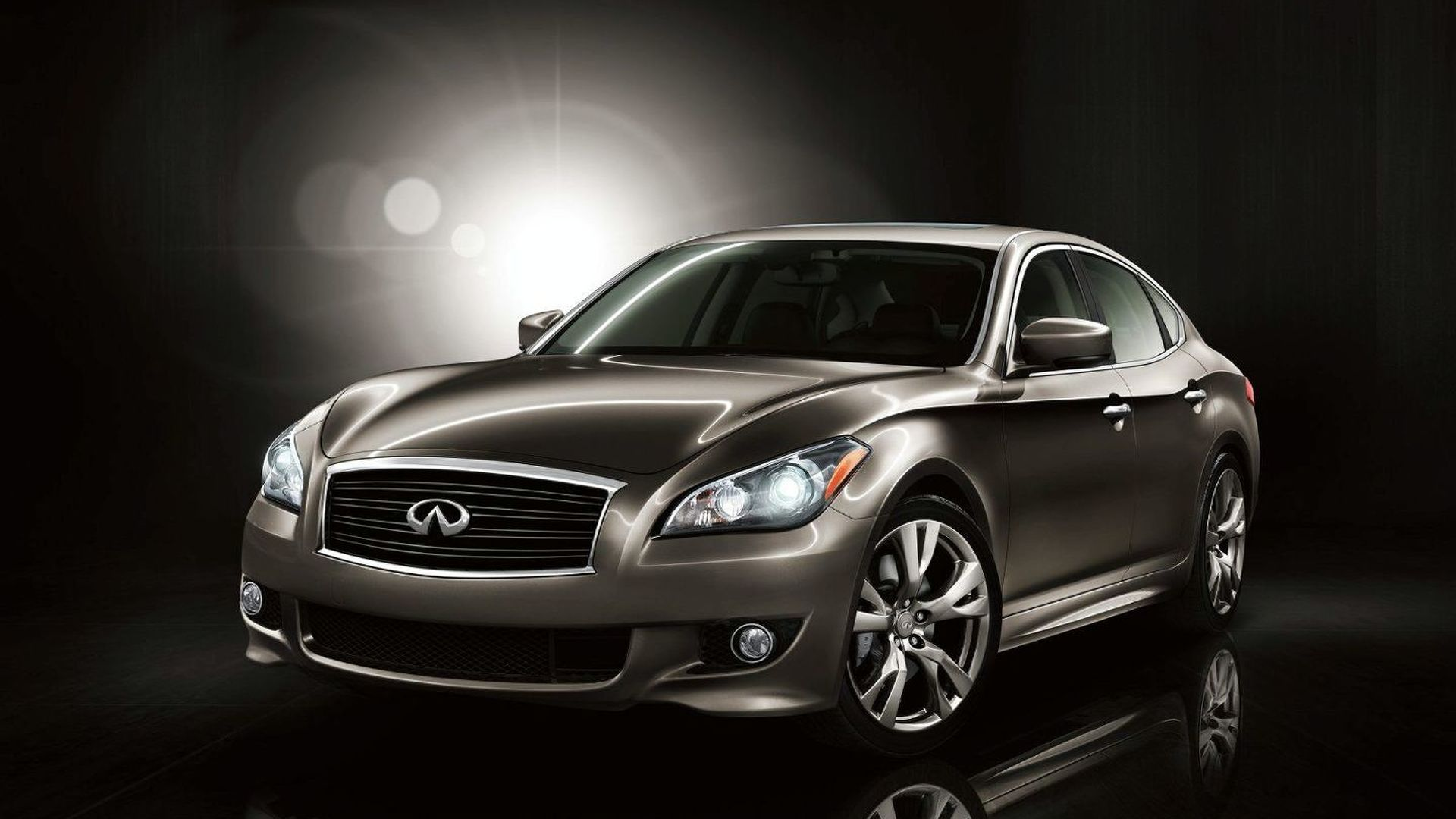 Infiniti preparing to phase out V8 engines?
