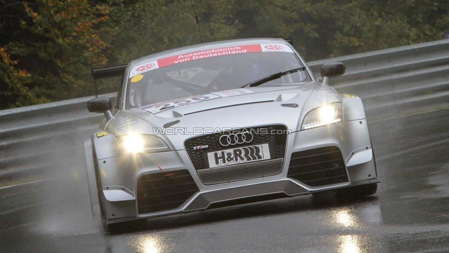 Lighter next-gen Audi TT GT3 planned