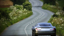 Aston Martin Gauntlet Concept Design Proposal by Ugur Sahin Design 08.04.2010