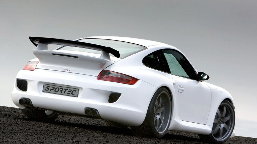 Sportec SPR1 M with 858hp to Debut in Geneva