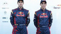 Toro Rosso confirms same drivers for 2011