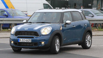 2011 MINI Countryman Cooper S Diesel spied