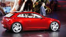 Seat IBE Paris 2010 Concept Unveiled