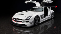 Mercedes SLS AMG GT3 sales launched - priced at €334,000