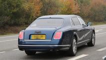 2016 Bentley Mulsanne LWB spy photo
